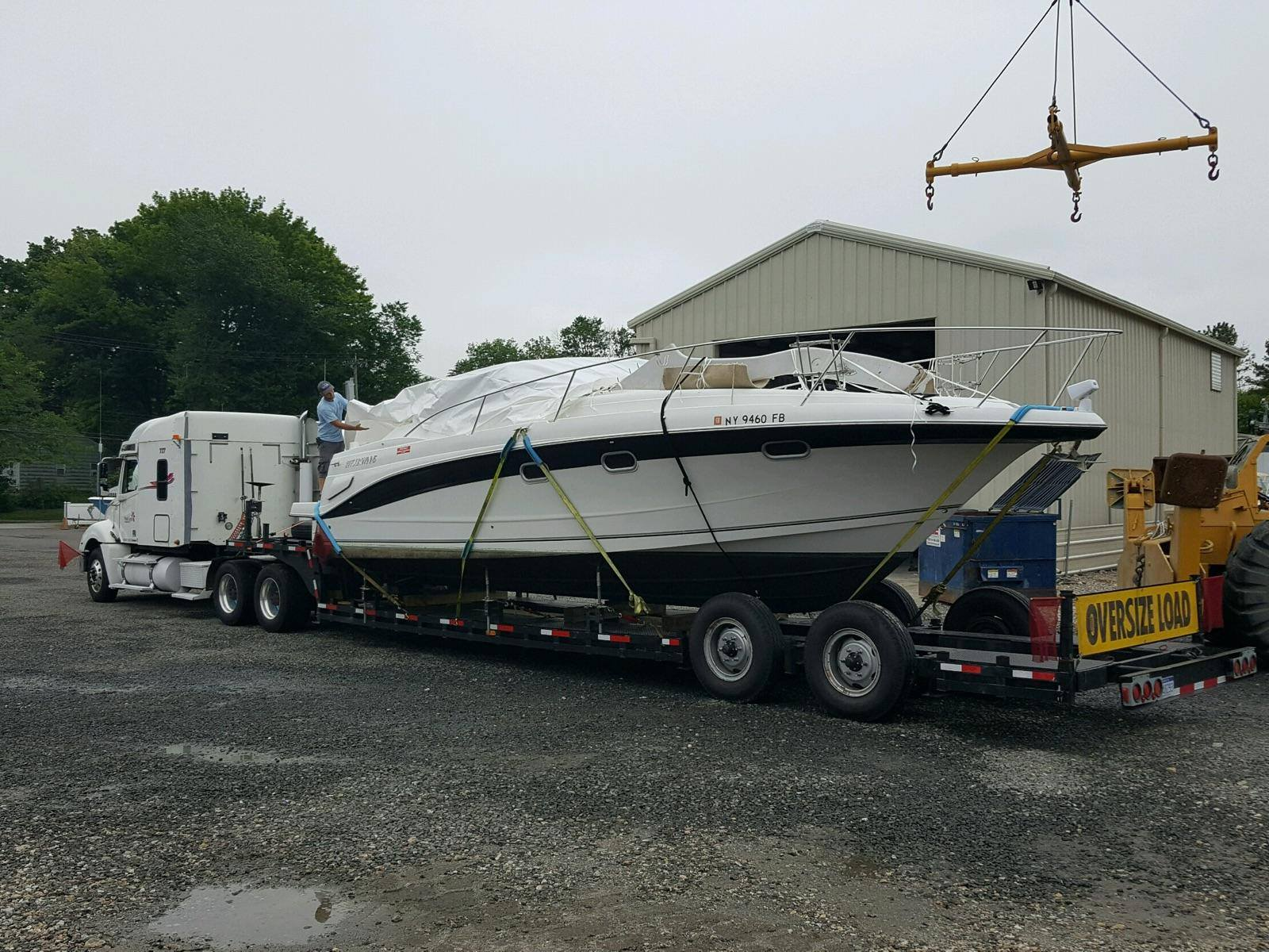 Freedom Auto Transport Boat Shipping