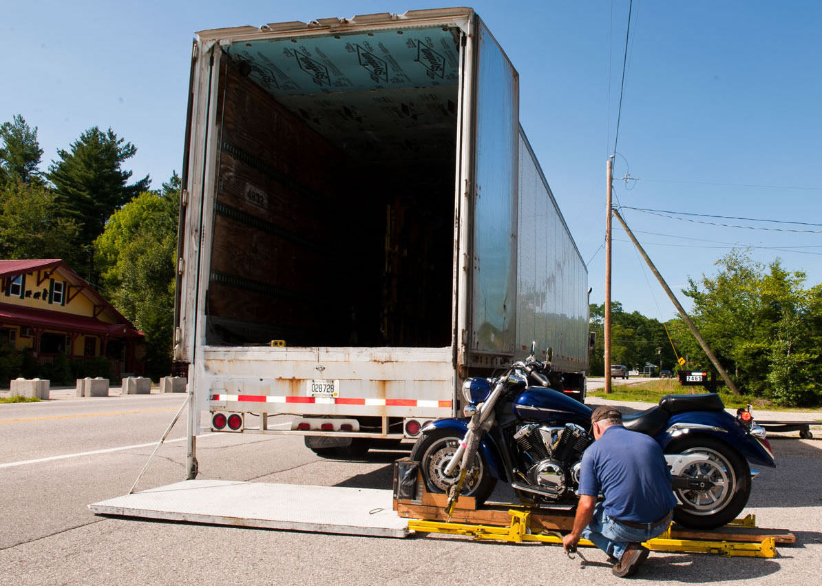 Motorcycle Shipping Quote Freedom Auto Transport  Motorcycle Transport